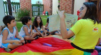 A importância da leitura da formação das crianças